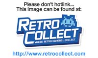Mega Drive - Tee V Golf - boxed contents